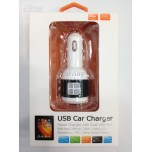 CAR CHARGERS WITH DUAL USB PORTS