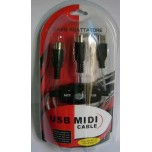 USB MIDI CABLE